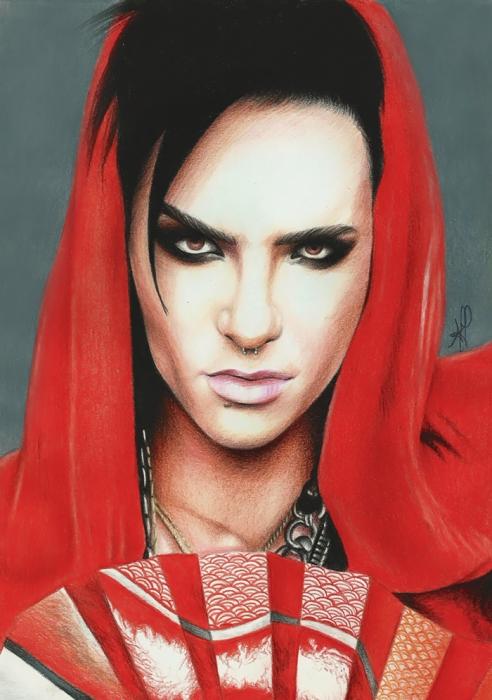 Bill Kaulitz par artfreakpt